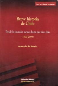 Breve Historia de Chile, de Armando de Ramón
