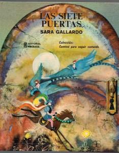Las siete puertas, Sara Gallardo064