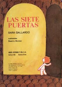 Las siete puertas1, Sara Gallardo065