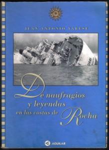 De naufragios y leyendas en las costas de Rocha, Varese 001