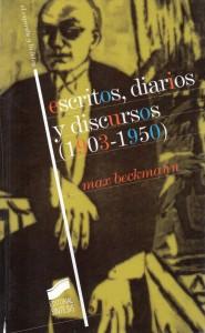 Escritos, diarios y discursos 1903-1950, Max Beckmann106
