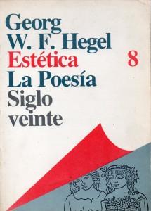 Estética 8 La poesía, Hegel117