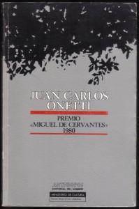 Juan Carlos Onetti Premio Cervantes 1980 001