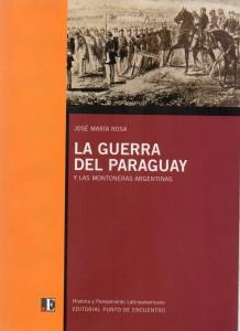 La guerra del Paraguay, José Marís Rosa089