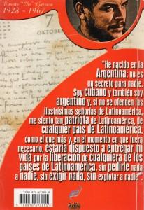 El diario del Ch  en Bolivia128
