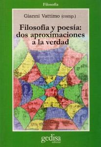Filosofía y poesía dos aproximaciones a la verdad132