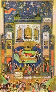 Pintura islámica e india195