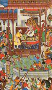 Pintura islámica e india196