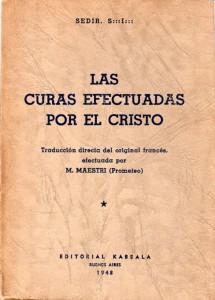 Las curas efectuadas por el Cristo, Sedir041