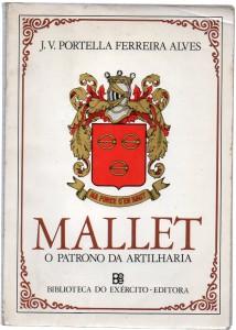 Mallet o patrono da artilharia, Portella Ferreira Alves001