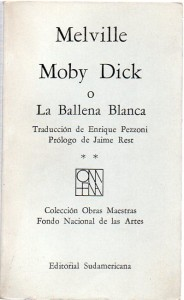 Moby Dick, Melville Sudamericana013