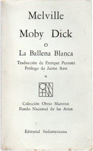 Moby Dick, Melville Sudamericana014