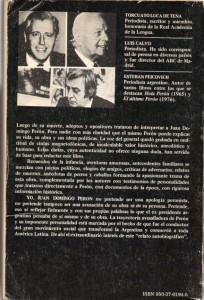 Yo, Juan Domingo Perón Relato autobiográfico143