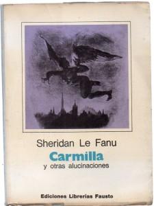Carmilla y otras alucinaciones, de Sheridan Le FAnu158