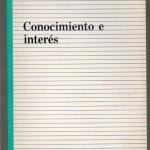 Conocimiento e interés, Habermas182