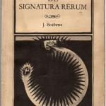 De signatura rerum, Boehme170