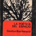 La poética del espacio, Bachelard157
