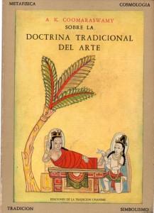 Sobre la doctrina tradicional del arte, Coomaraswamy174