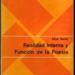 Realidad interna y función de la poesía, Bayley 001