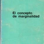 El concepto de marginalidad, Germani321