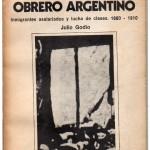 Historia del Movimiento Obrero Argentino 1880 1910366
