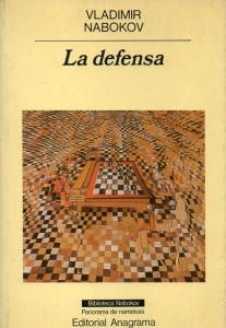 La defensa, Nabokov353