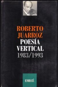 Poesía Vertical 1983-1993, Juarroz 001
