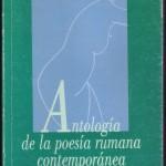 Antología de la poesía rumana contemporánea 001
