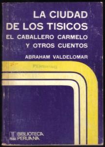 La ciudad de los tísicos, Valdelomar 001