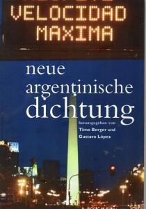 Neue argentinische dichtun Nueva poesía argentina425