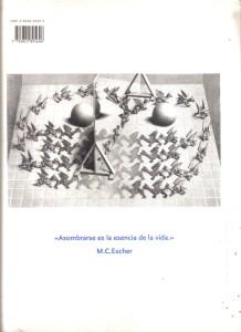 El espejo mágico de M. C. Escher, Bruno Ernst 006