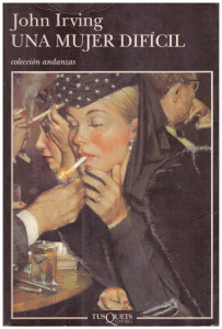 Una mujer difícil, John Irving